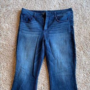 American Eagle Hi-Rise Artist Super Stretch Jeans